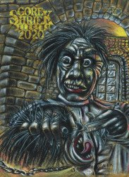 Dark Fantasy Productions's Gore Shrieks Delectus TPB # 1