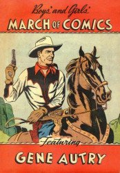 Western Printing Co.'s March of Comics Issue # 54