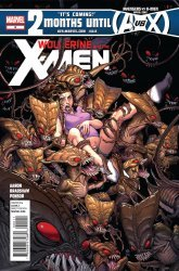 Marvel Comics's Wolverine and the X-Men Issue # 5