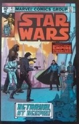 IDW Publishing's Star Wars: The Empire Strikes Back - Micro Comic Collector Pack Issue # 43