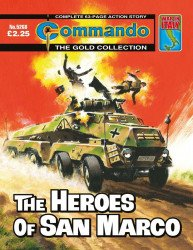 D.C. Thomson & Co.'s Commando: For Action and Adventure Issue # 5268