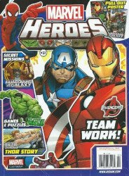 Redan's Marvel Heroes Issue # 31