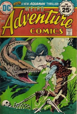 DC COMICS Adventure comics no 334 July 1964 12 cents issue USA