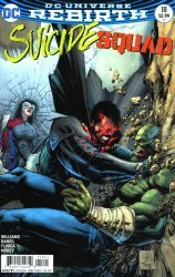 DC Comics's Suicide Squad Issue # 18b
