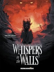 Humanoids Publishing's Whispers In The Walls Soft Cover # 1