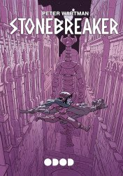 Uncivilized Books's Stonebreaker Soft Cover # 1