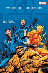 Marvel Comics's Fantastic Four: The End TPB # 1-2nd print