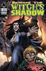 American Mythology's Beware The Witch's Shadow Issue # 1b
