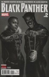 Marvel's Black Panther Issue # 2- 3rd print-b