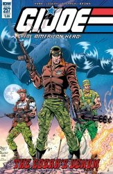 IDW Publishing's G.I. Joe: A Real American Hero Issue # 257b