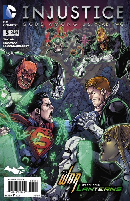 Injustice gods among us year two 1 dc comics comicbookrealm dc comicss injustice gods among us year two issue 5 voltagebd Images