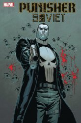 Marvel Comics's Punisher: Soviet Issue # 1b