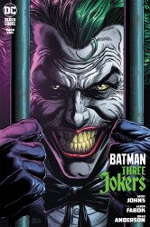DC Black Label's Batman: Three Jokers Issue # 2e