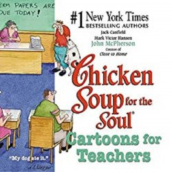 HCI | Health Communications Inc.'s Chicken Soup for Your Soul: Cartoons for Teachers Soft Cover # 1