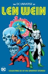 DC Comics's DC Universe by Len Wein Hard Cover # 1
