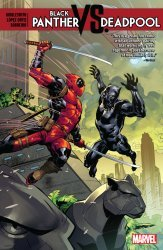 Marvel Comics's Black Panther vs Deadpool TPB # 1