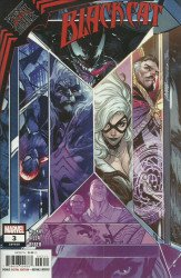 Marvel Comics's Black Cat Issue # 3
