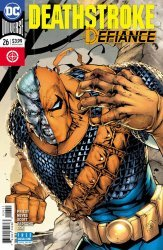 DC Comics's Deathstroke Issue # 26b