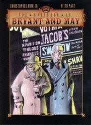 PS Artbooks's Casebook Of Bryant & May Soho Devil  Hard Cover # 1b