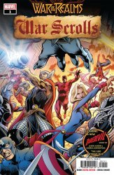Marvel Comics's War of the Realms: War Scrolls Issue # 1