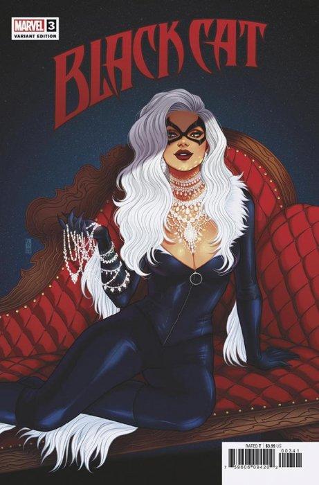Black Cat #2 2019 NM Marvel Comics 1st Print