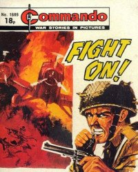 D.C. Thomson & Co.'s Commando: War Stories in Pictures Issue # 1689