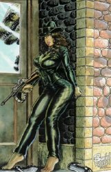 Basement/Amryl Entertainment's Cavewoman: Gangster Issue # 2b