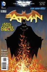 DC Comics's Batman Issue # 11