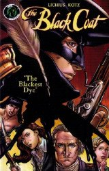 APE Entertainment's Black Coat: Blackest Dye Soft Cover # 1
