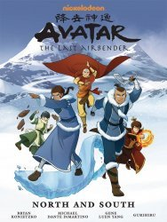 Dark Horse Comics's Avatar: The Last Airbender - Library Edition Hard Cover # 5