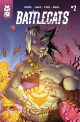 Mad Cave Studios's Battlecats Issue # 2