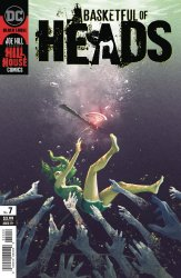 DC Black Label's Basketful of Heads Issue # 7