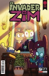 Oni Press's Invader Zim Issue # 48b