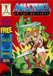 London Editions Magazines's Masters of the Universe Issue # 12