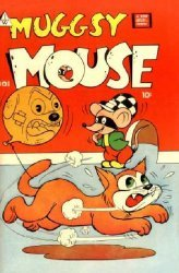 I. W. Enterprises's Muggsy Mouse Issue # 1