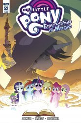 IDW Publishing's My Little Pony: Friendship is Magic Issue # 52