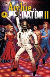 Archie Comics Group's Archie vs Predator 2 Issue # 4f