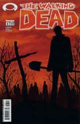 Image Comics's The Walking Dead Issue # 6