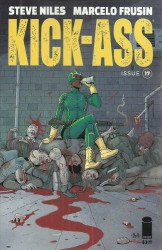 Image Comics's Kick-Ass Issue # 17c