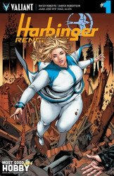 Valiant Entertainment's Harbinger: Renegade Issue # 1most good hobby