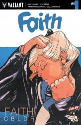 Valiant Entertainment's Faith Issue # 1cbldf