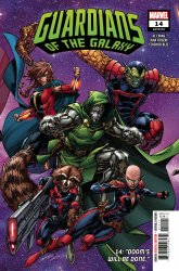 Marvel Comics's Guardians of the Galaxy Issue # 14