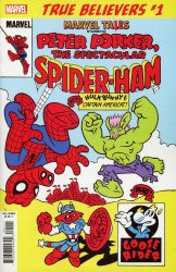 Marvel Comics's True Believers: Marvel Tails - Starring Peter Porker The Spectacular Spider-Ham Issue # 1