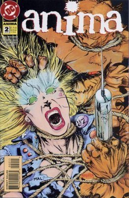 Anima (1993-1995) Dc-comics-anima-issue-2