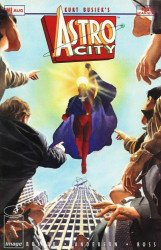 Image Comics's Kurt Busiek's Astro City Issue # 1-2nd print