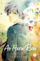 Viz Media's Ao Haru Ride Soft Cover # 12