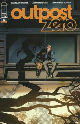 Image Comics's Outpost Zero Issue # 12