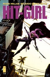 Image Comics's Hit-Girl Issue # 4c