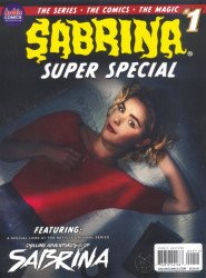 Archie Comics Group's Sabrina Super Special Special # 1