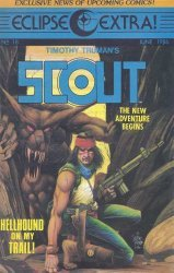 Eclipse Comics's Eclipse Extra Issue # 18